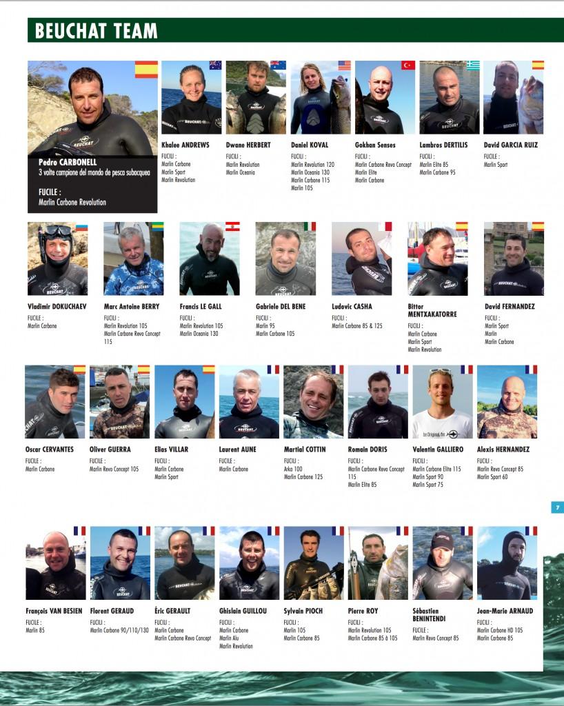 Beuchat 2016 Katalog